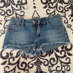 Bullhead denim& co low rise shorts 3